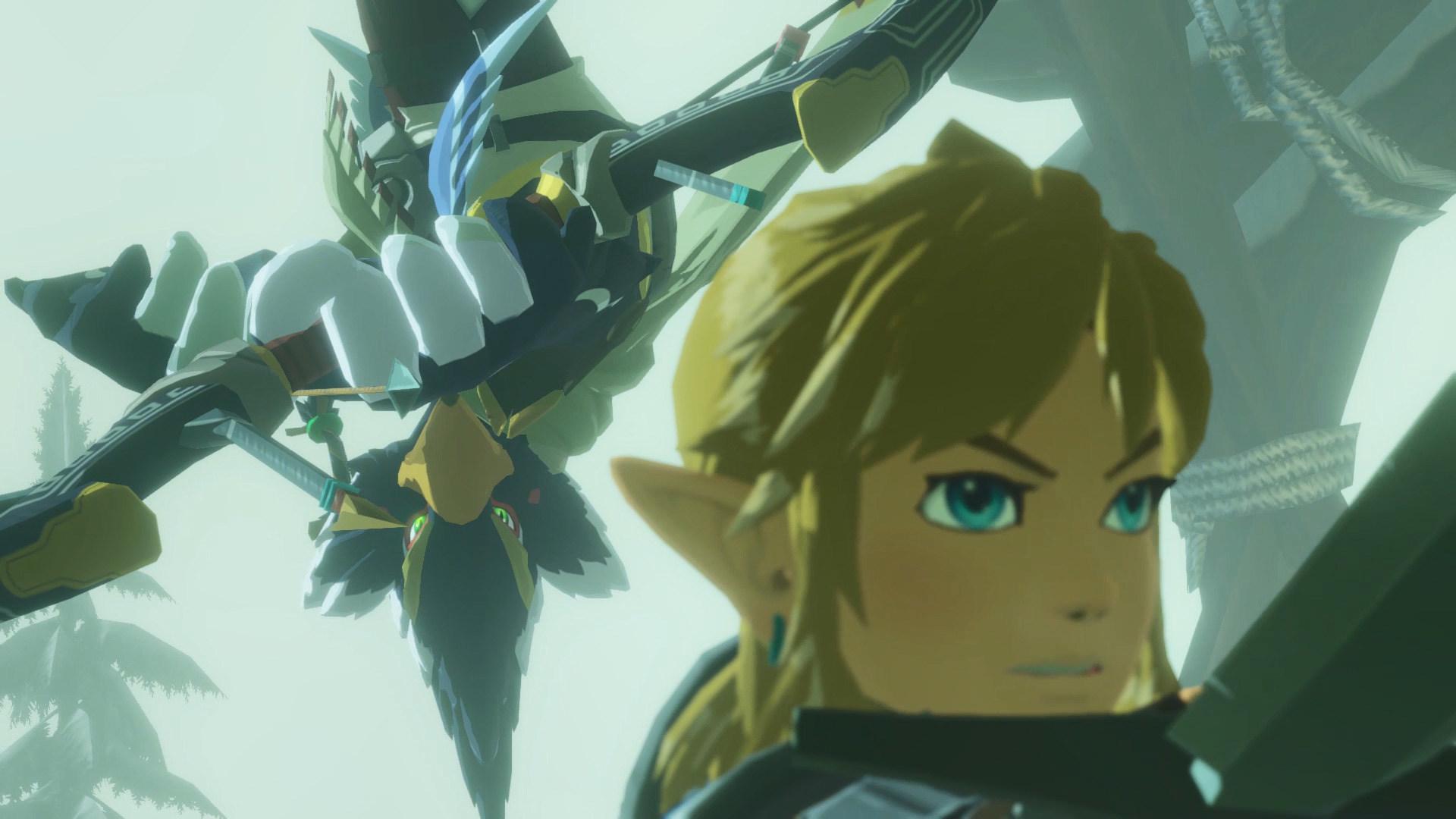 Hyrule Warriors Zeit Der Verheerung Neues Zelda Spiel Angekundigt