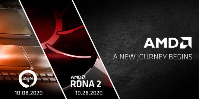 AMD Ryzen 4000 & Radeon RX 6000