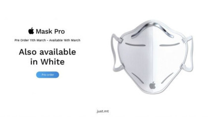 iMask: Memes zur Apple-Maske