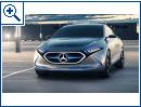Mercedes-Benz Concept EQA - Bild 4