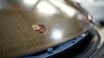 Porsche aus nachwachsenden Rohstoffen