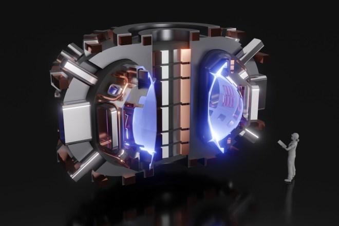 Sparc Fusions-Reaktor