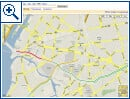 Google Maps und Yahoo Maps Traffic