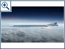 Boom Supersonic XB-1 & Overture  - Bild 4