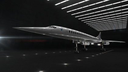 Boom Supersonic XB-1 & Overture