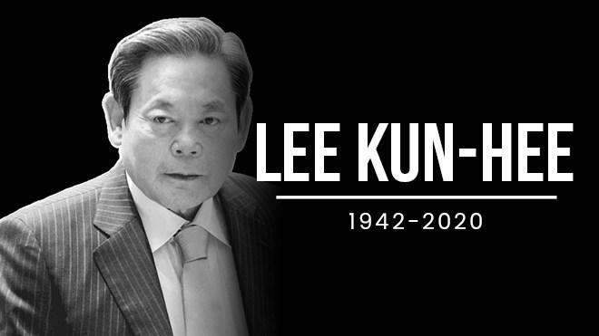 Zum Tod von Lee Kun-Hee