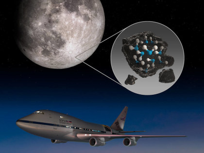 NASA Stratospheric Observatory for Infrared Astronomy (SOFIA)