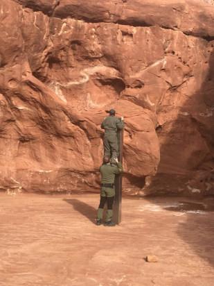 Monolith in Utah (DPS)