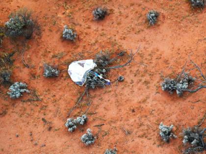 Hayabusa 2-Mission: Probe landet erfolgreich (JAXA)