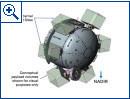 Bishop Airlock an der ISS