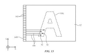 Apple-Patent: Keyboard mit Display in jeder Taste