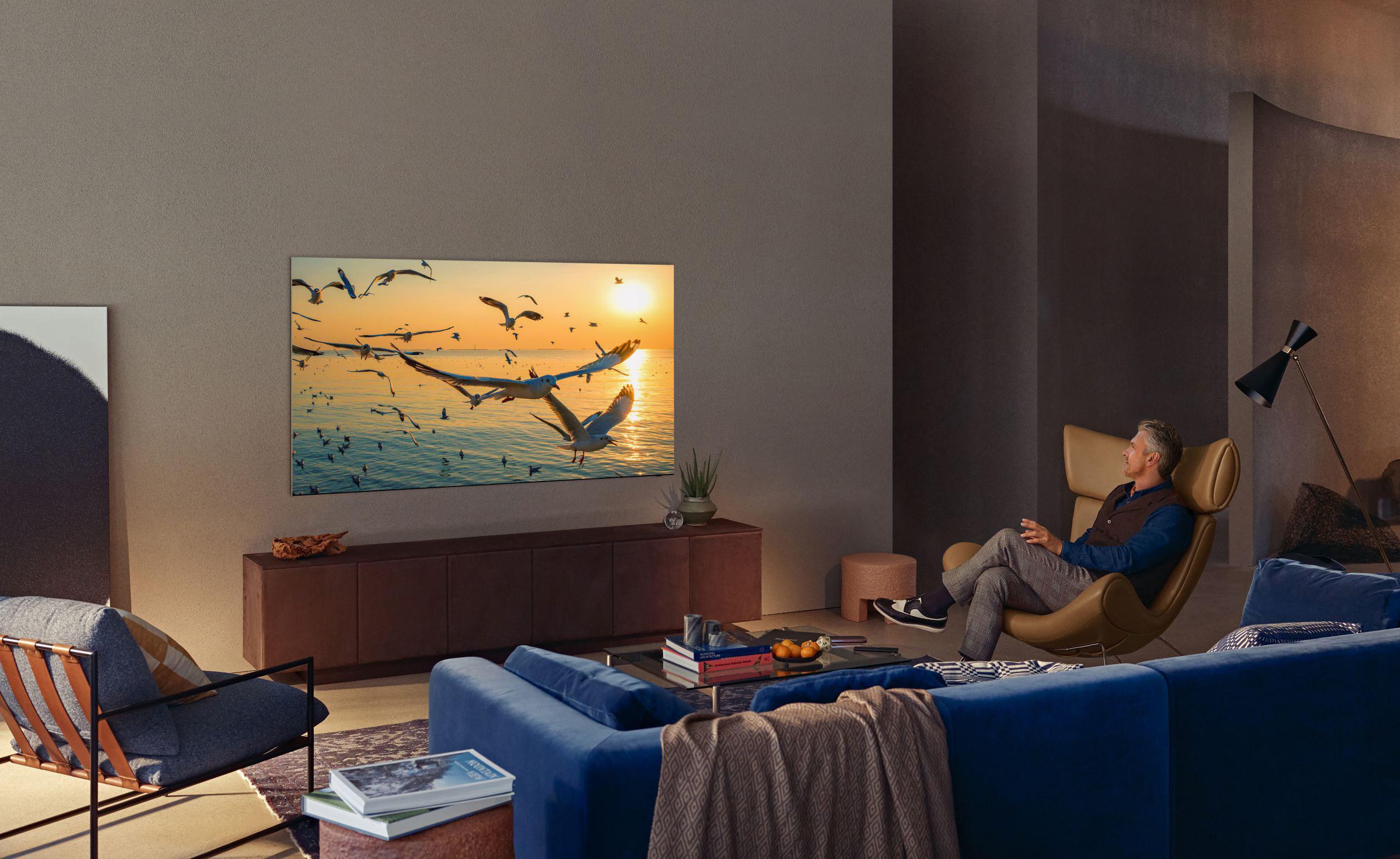 Samsung Smart-TVs 2021