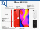 Apple iPhone SE (2021) Konzept