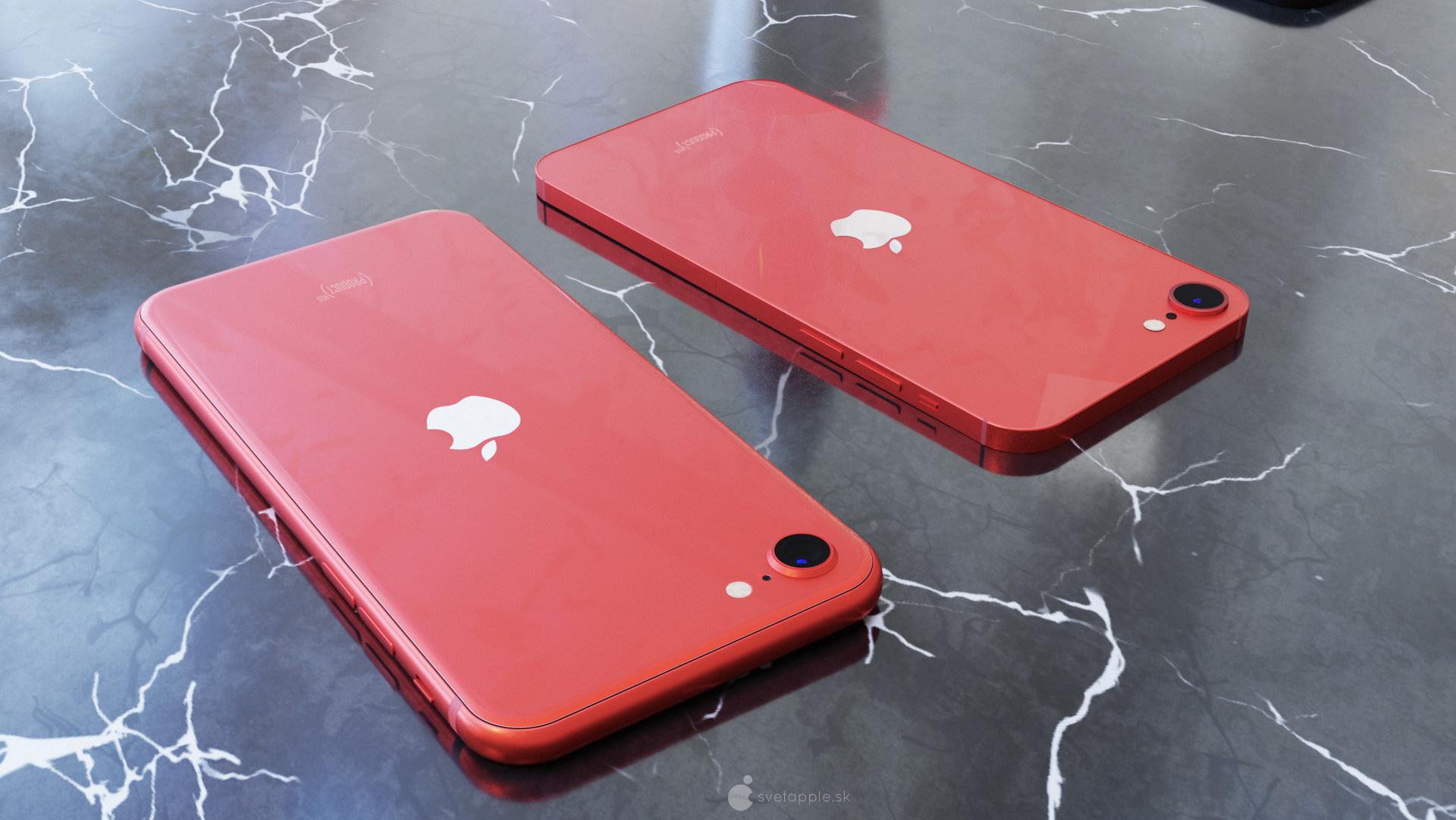 Apple iPhone SE (2021) Konzept - WinFuture.de