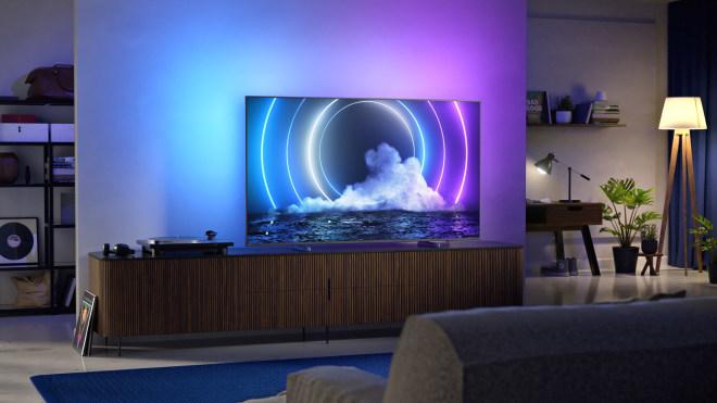 Philips OLED- & Mini-LED-TVs 2021