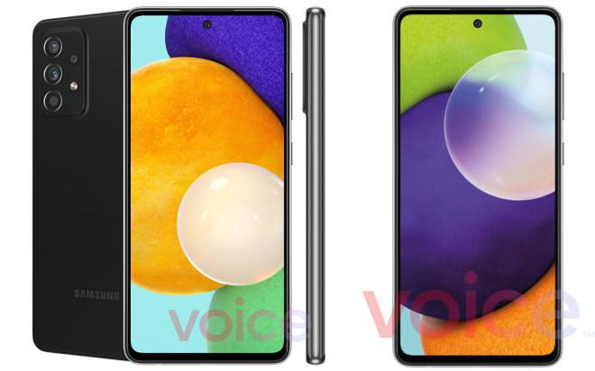 Samsung Galaxy A52 & A72 5G