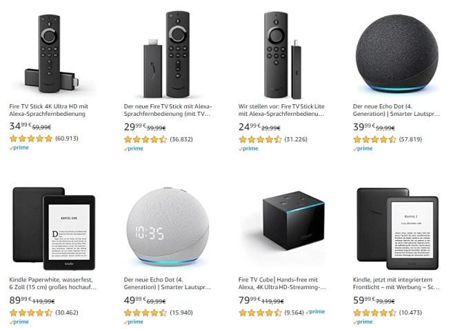 Amazon-Angebote 2021