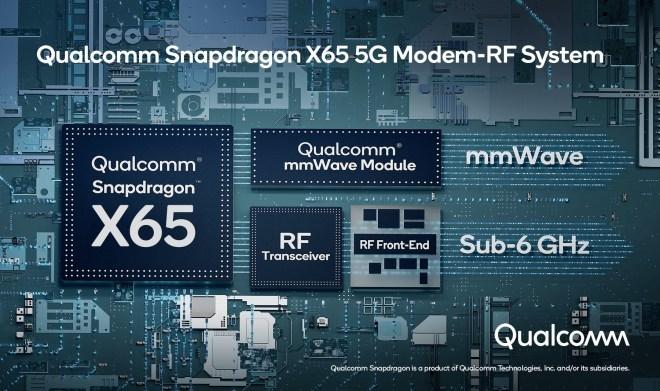 Qualcomm Snapdragon X65