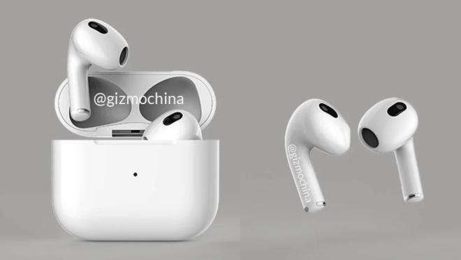 Apple AirPods 3 (Leaks)