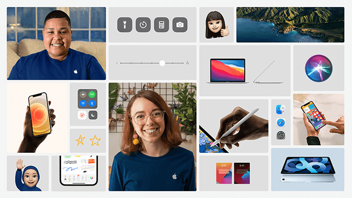 Today at Apple Online-Kurse