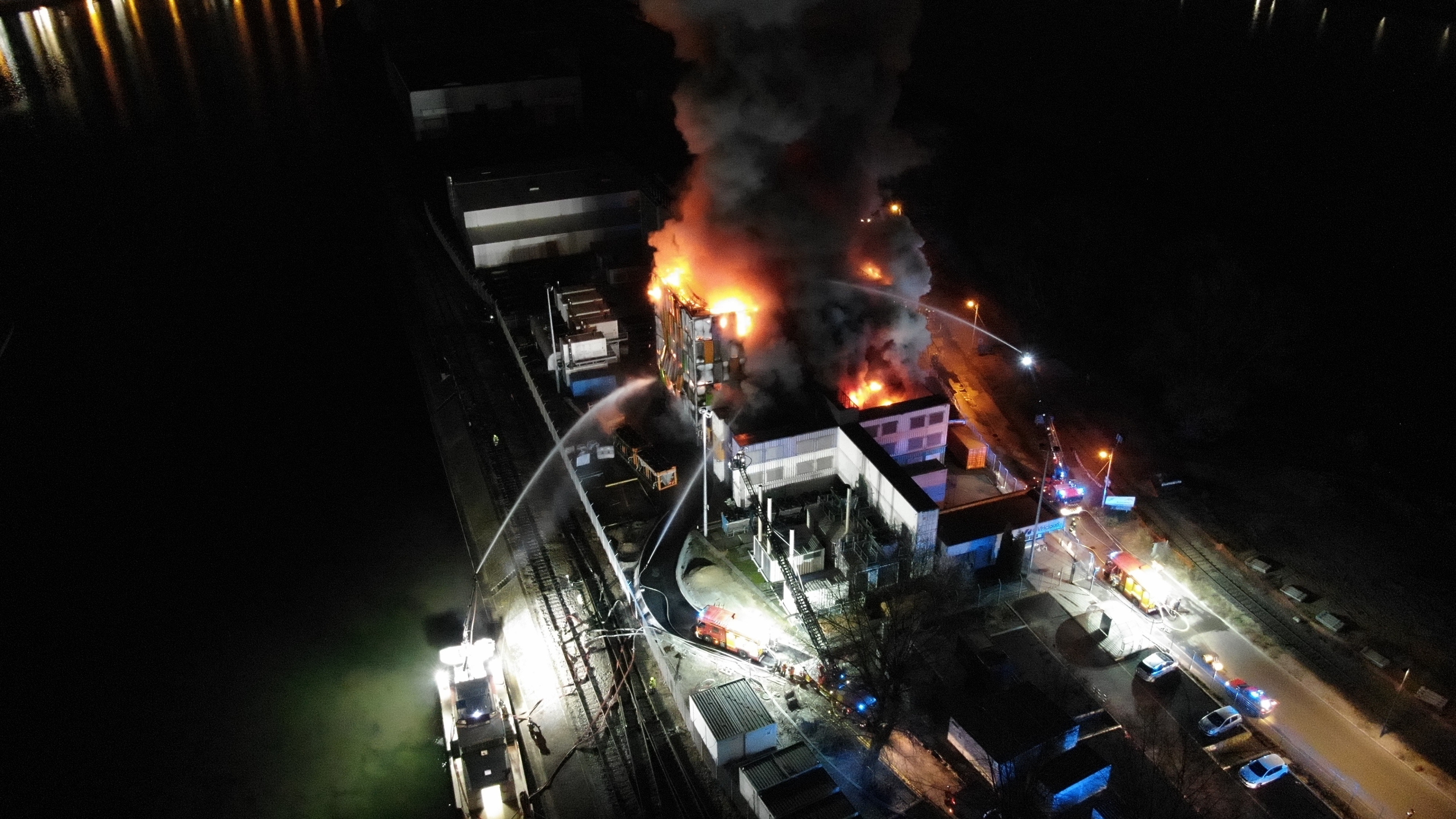 OVH Rechenzentrum Feuer in Straßburg