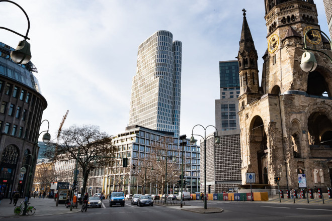 Huawei Flagship Store Berlin Ku'damm