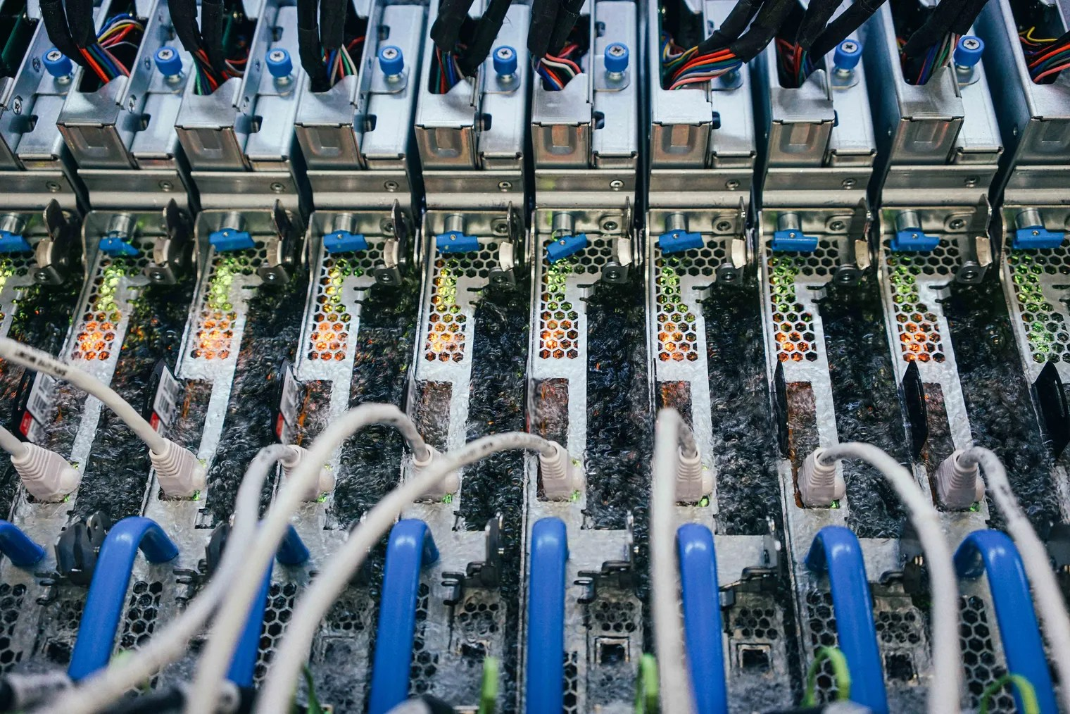 Microsoft: Server in kochender Flüssigkeit