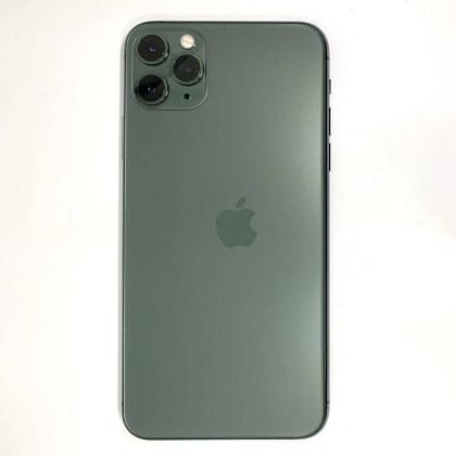 Seltener Fehldruck beim iPhone 11 Pro