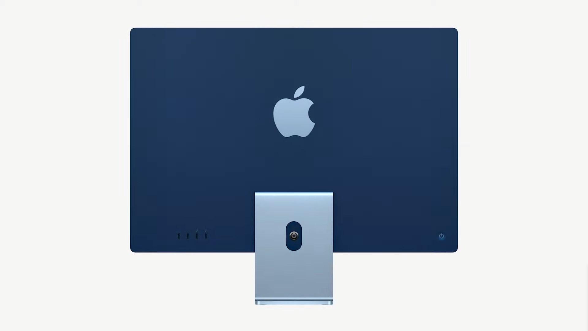 Überraschung gelungen: Apple hat den iMac mit M1-Chip ...