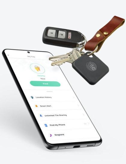 Tile Bluetooth-Tracker