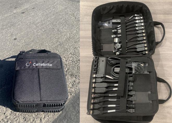 Cellebrite Tools#