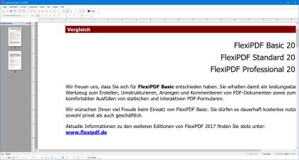 SoftMaker FreePDF