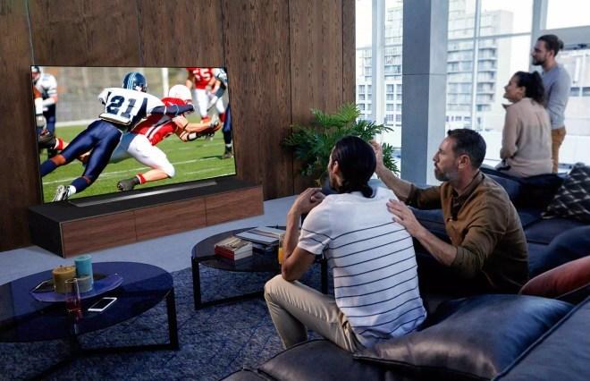 LG OLED TV 65CX9LA