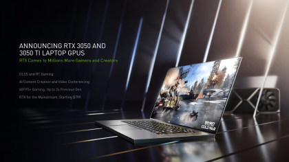 Nvidia GeForce RTX 3050 (Ti)