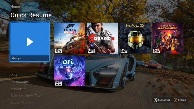 Xbox One / Series X Update - Mai 2021