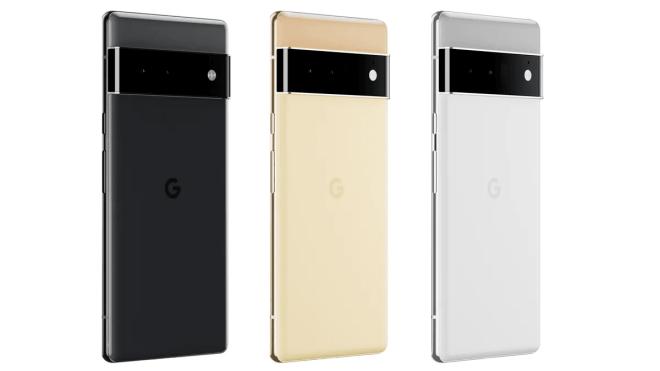 Google Pixel 6 (Pro)