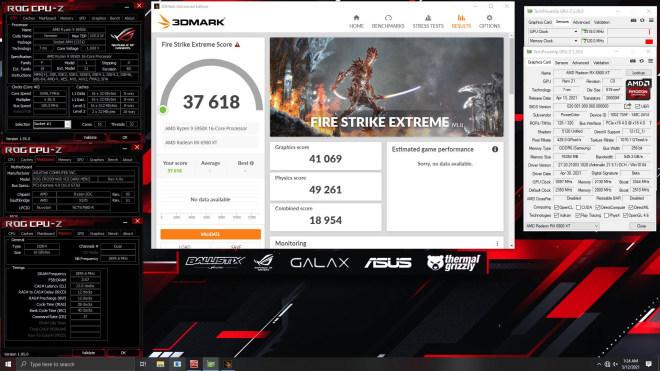 AMD Radeon RX 6900 XT Overclocking