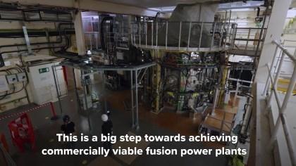 MAST Upgrade Fusions-Versuchsreaktor