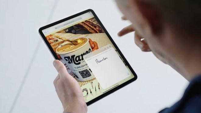 Apple iPadOS 15