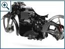 Curtiss One Elektromotorrad - Bild 2
