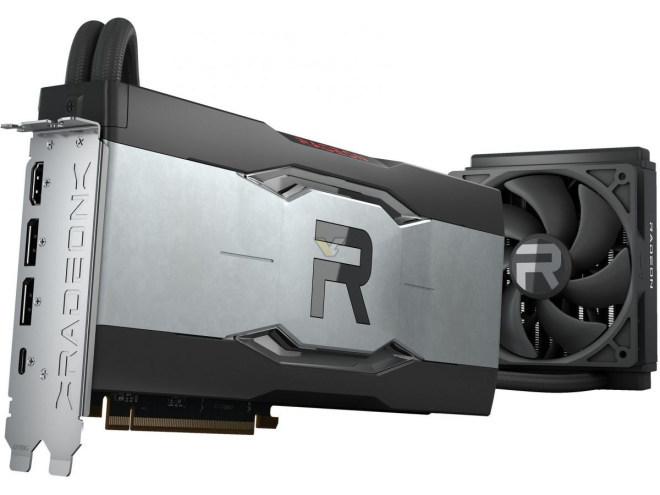 AMD Radeon RX 6900 XT Liquid Cooled