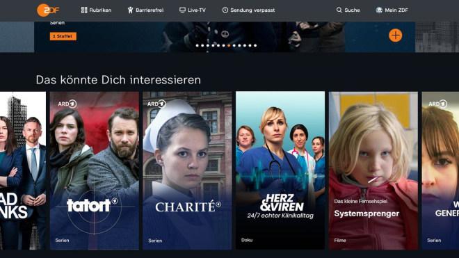 ARD und ZDF: Gemeinsame Mediathek
