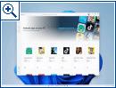 Microsoft Store unter Windows 11 - Bild 1
