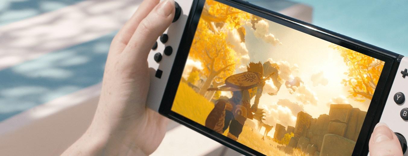 Nintendo Switch (OLED-Modell)