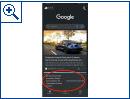 iOS Google-Suche - Bild 4