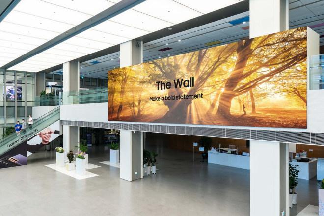 Samsung The Wall 1000 Zoll