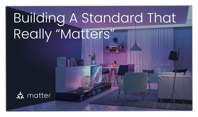 Smart-Home-Standard Matter