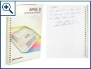 Apple II: Handbuch mit Steve Jobs-Widmung bringt $800.000 - Bild 4