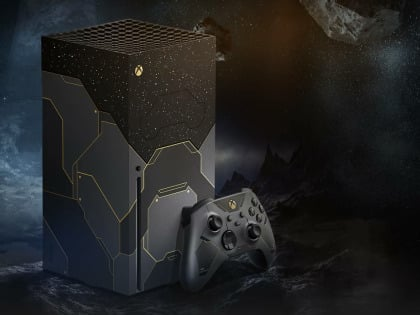 Xbox Series X Limited Edition (Halo)