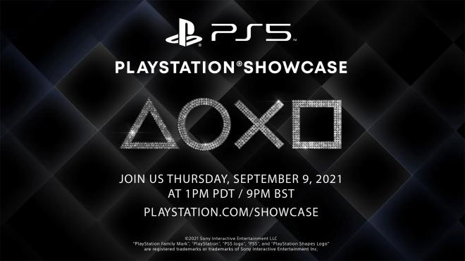 Sony PlayStation Showcase September 2021